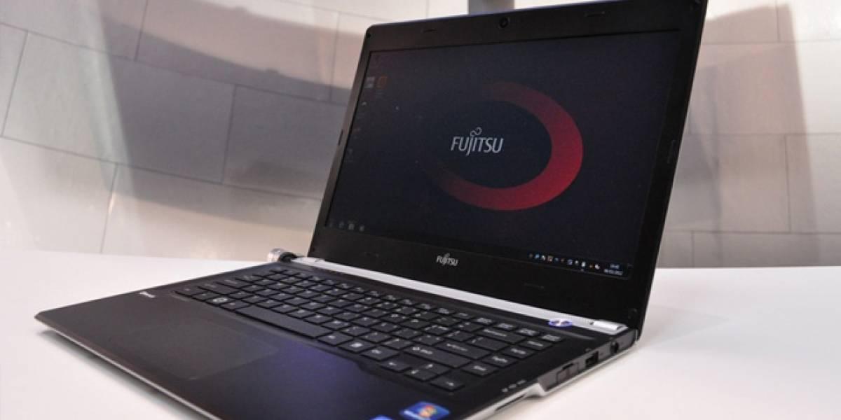 Fujitsu baja sus estimaciones de ventas ante el poco interés del público por Windows 8