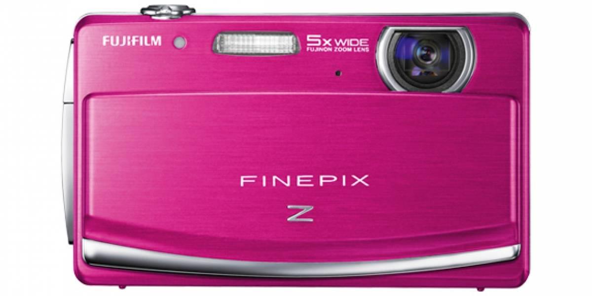 CES 2011: Avalancha de cámaras Fujifilm