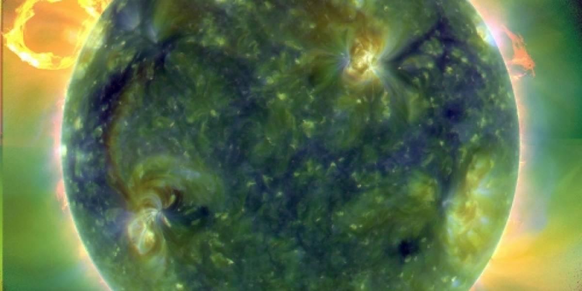 Imperdible: Primeras imágenes del observatorio solar SDO