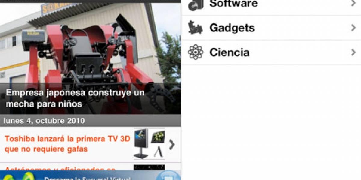 FayerWayer ya tiene su aplicación para el iPhone