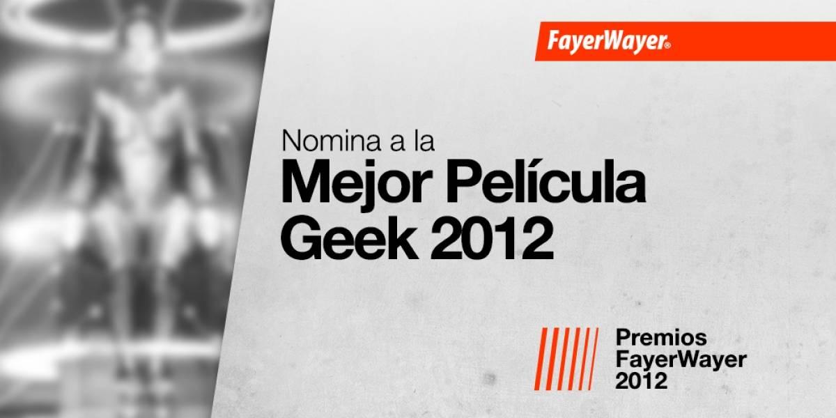 Nomina a tus candidatos para la Mejor Película Geek 2012