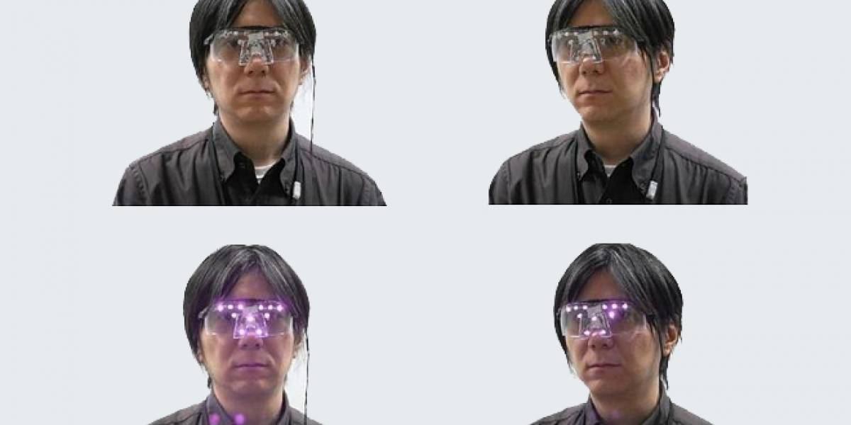 """Inventan gafas que te hacen """"irreconocible"""" frente a las cámaras"""