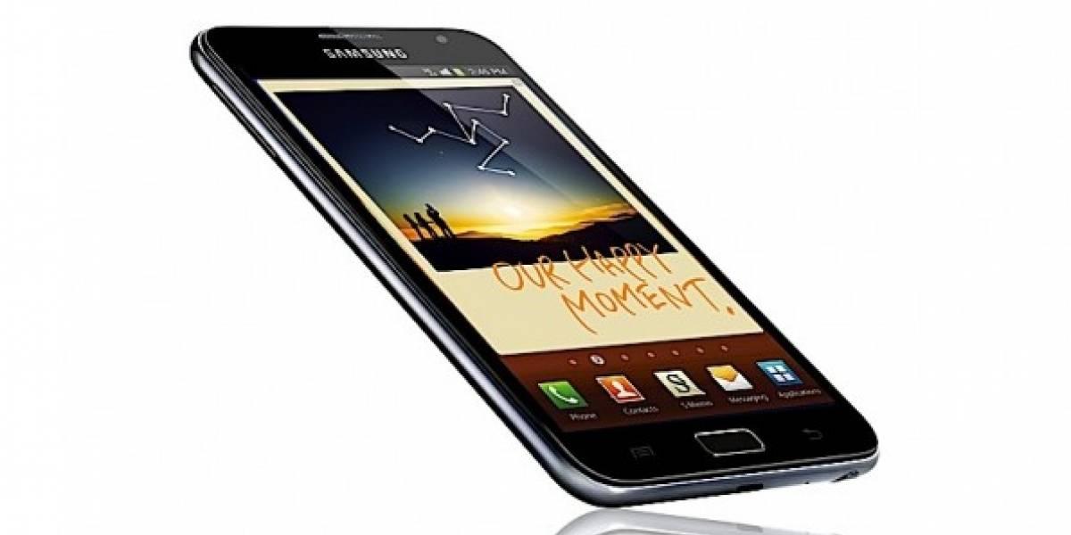 IFA 2011: Samsung lanza el Galaxy Note