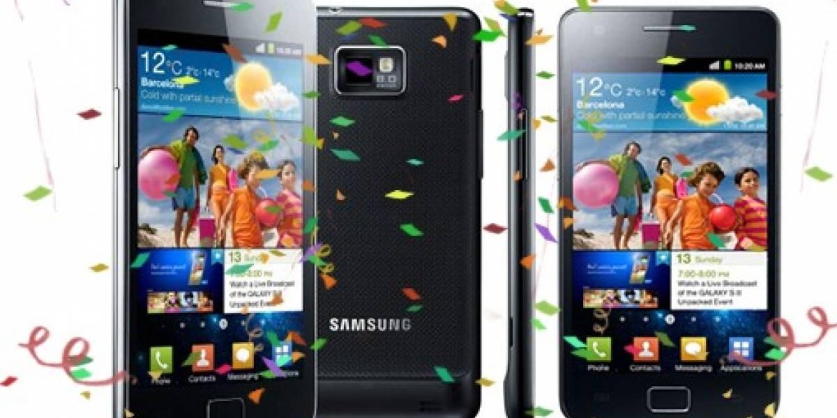 #WL3: Niños, hoy es el cumpleaños de WL. ¡Participa y gana un Samsung Galaxy S II!