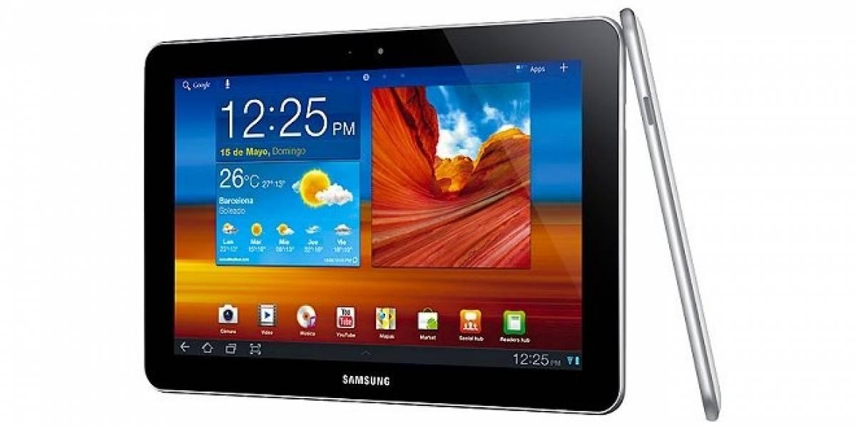 Apple rechazó la oferta de Samsung para poder vender su tablet en Australia