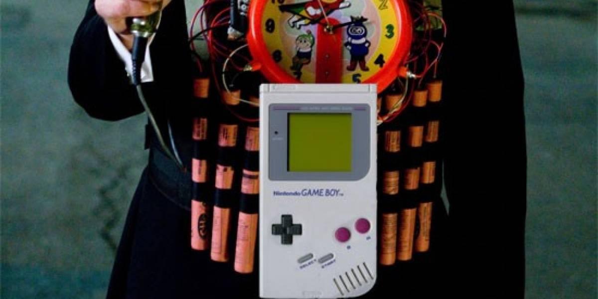 ¡Corran, es una bomba! Eh, no, es un Game Boy