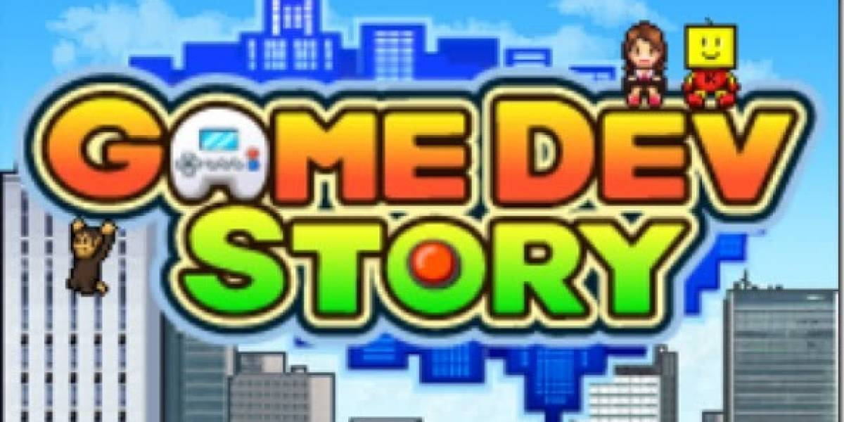 Game Dev Story por menos de un dólar en el iPhone