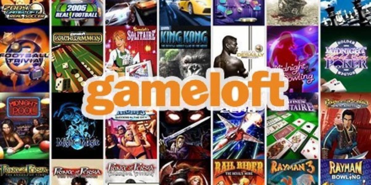 Gameloft lanzará todos sus videojuegos de manera universal
