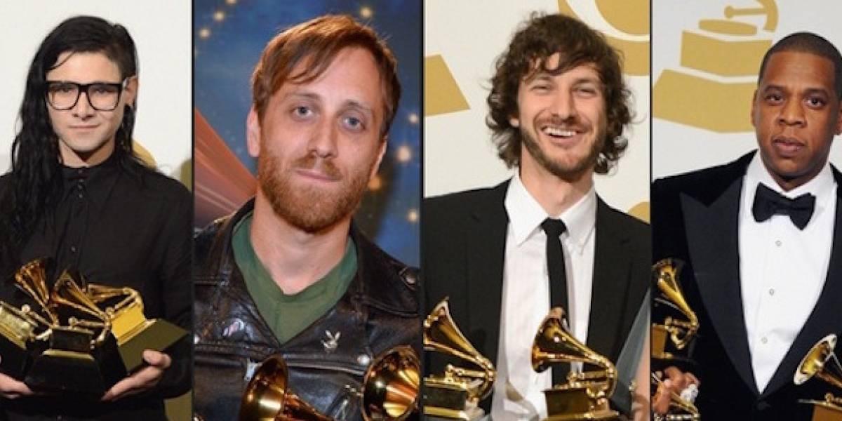Estudio revela que Premios Grammy están dominados por hombres