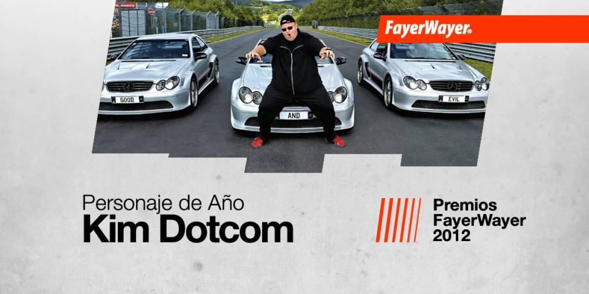 Kim Dotcom: La Persona del Año 2012