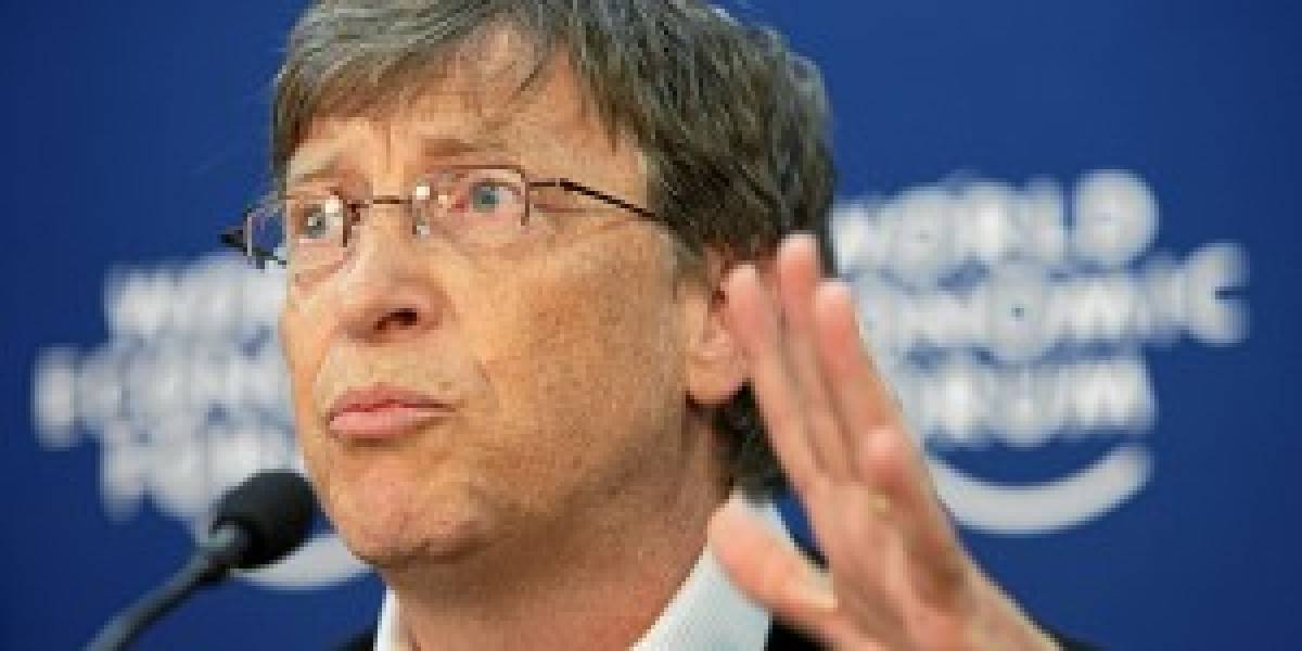 WTF: Bill Gates prohibiría iTunes en Windows