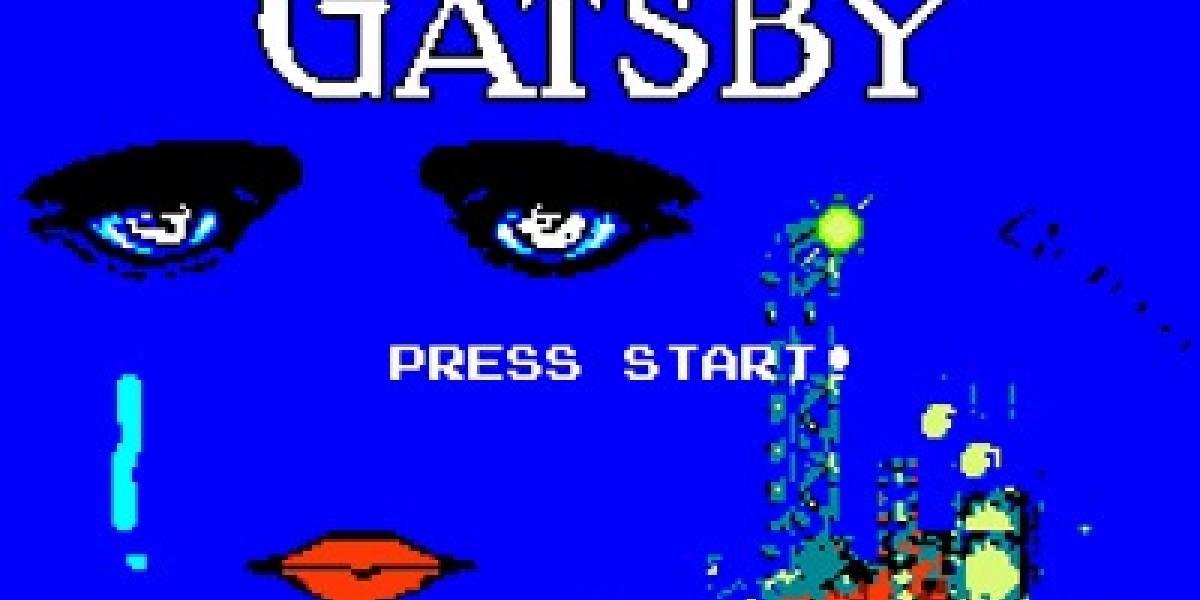 Aparece el olvidado videojuego de NES: The Great Gatsby