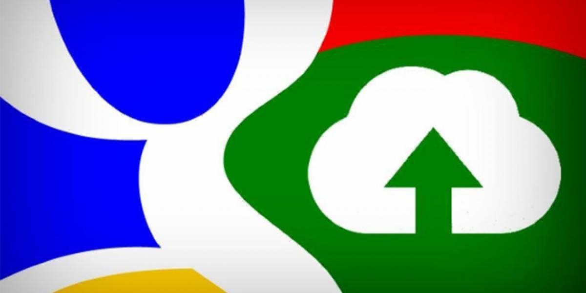 Ahora se pueden enviar archivos directamente desde la web hacia Google Drive