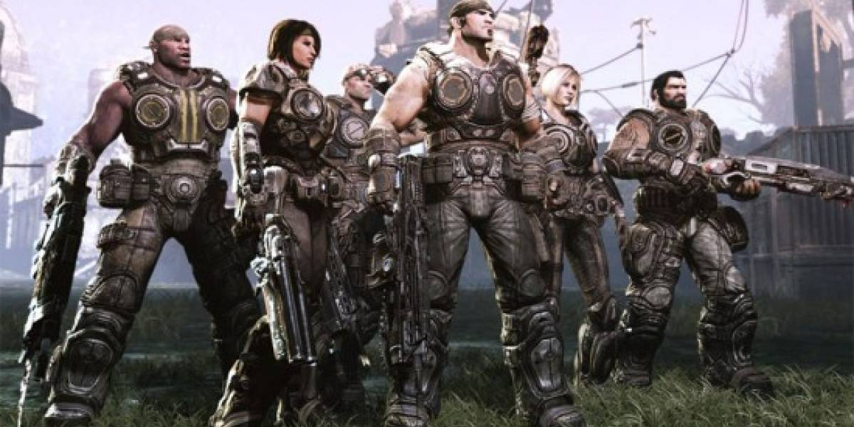Futurología: Regalos de Gears of War 3 vía juegos de Epic
