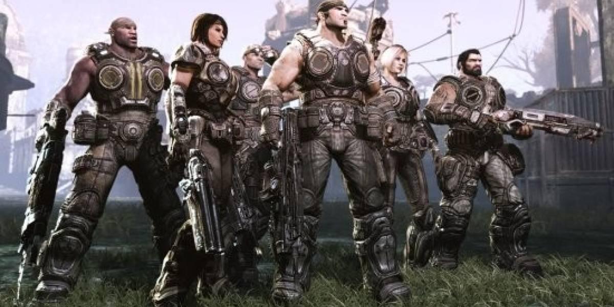 Participa en la beta de Gears of War 3 reservándolo (México)