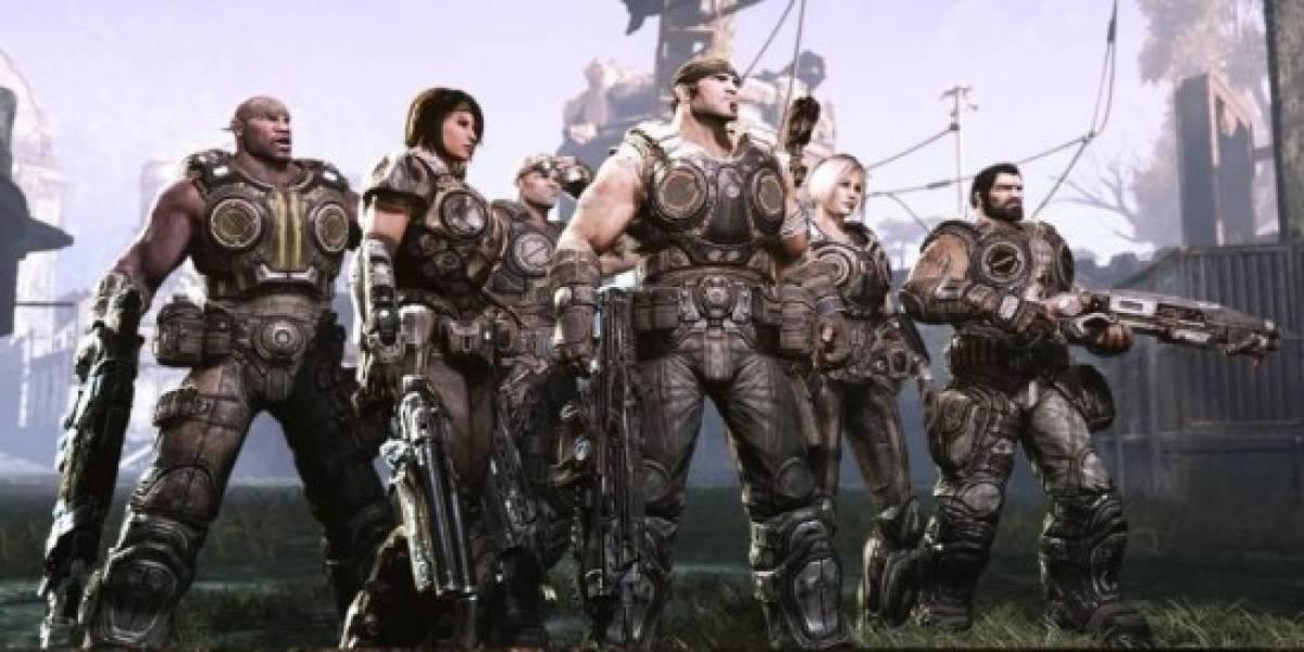 Futurología: Gears of War para Kinect sería un rail-shooter