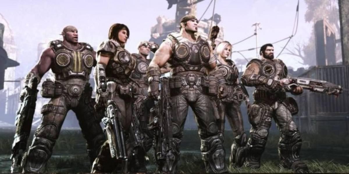 Futurología: Gears of War para Kinect