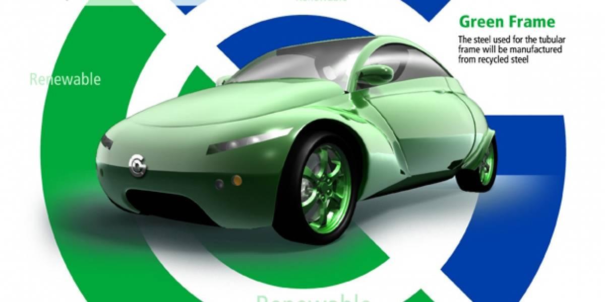 El Genovation G2 promete ser el vehículo más ecológico