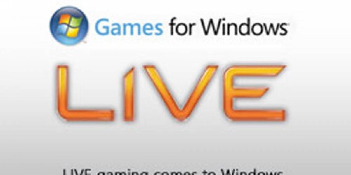 Games for Windows Live empieza a valer la pena