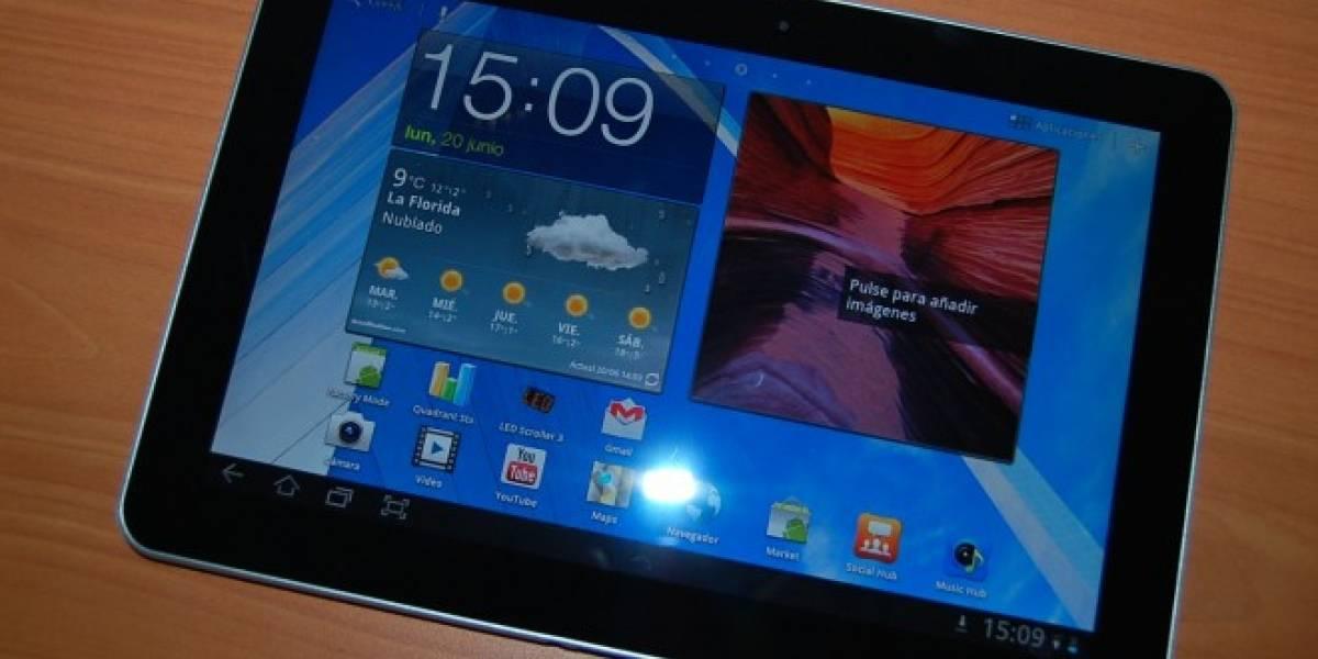 Se levanta la restricción para vender el Samsung Galaxy Tab 10.1 en Europa