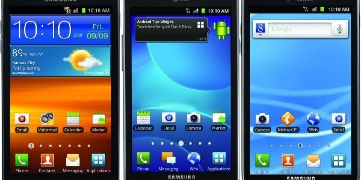 Samsung Galaxy S II por fin llegó a Estados Unidos