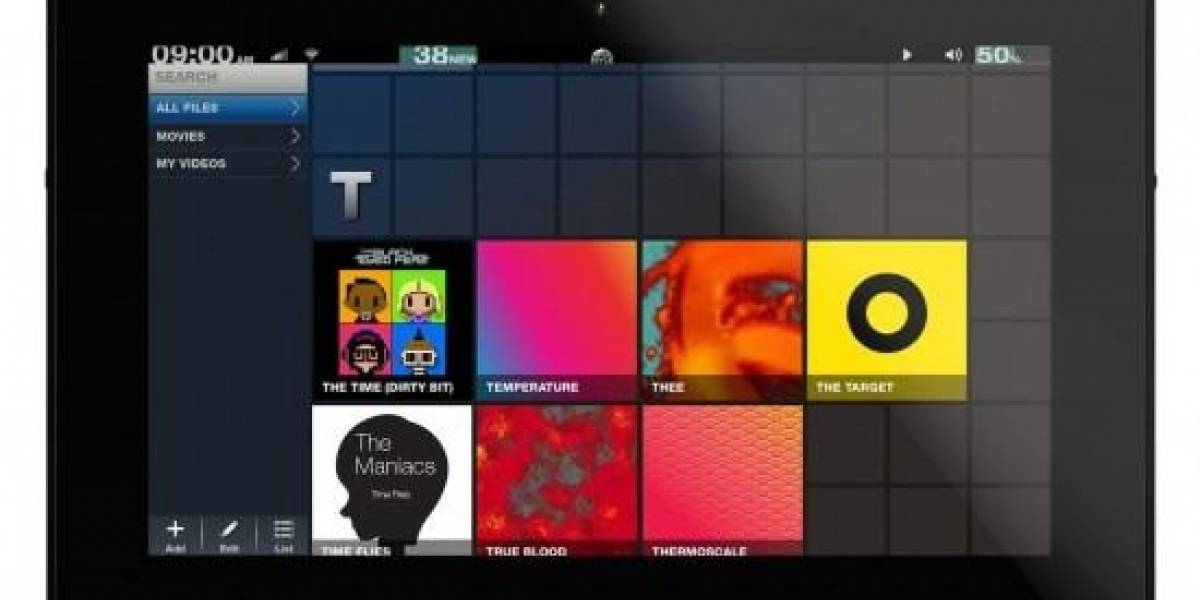 Nuevo tablet Grid 10 baja de precio en $200 dólares quedando en $299 finales