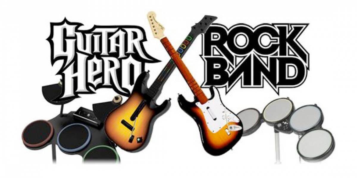 Activision debería adquirir Rock Band (dice un analista)