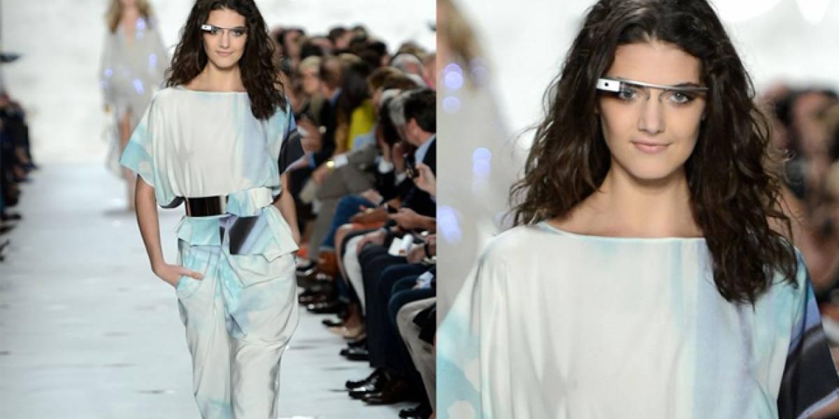 Google Glass podrá reconocerte entre una multitud sólo mirando tu ropa