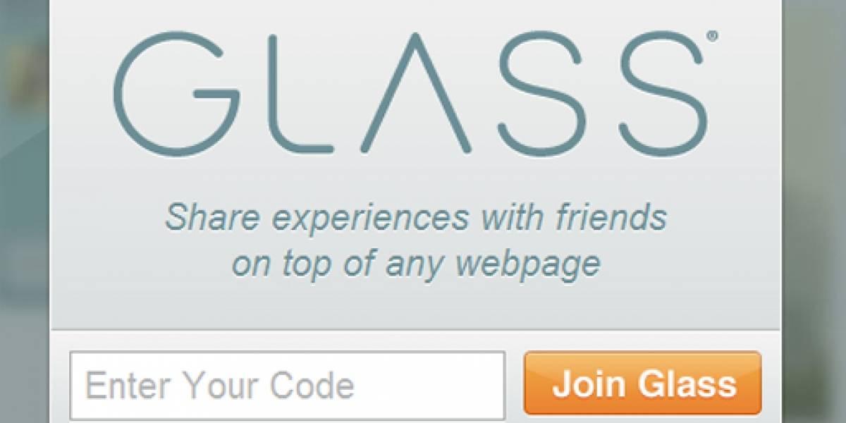 """Nace Glass: La """"red social"""" de los comentarios"""