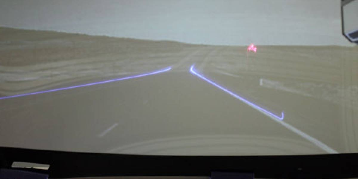 General Motors experimenta con sistemas de realidad aumentada para automóviles