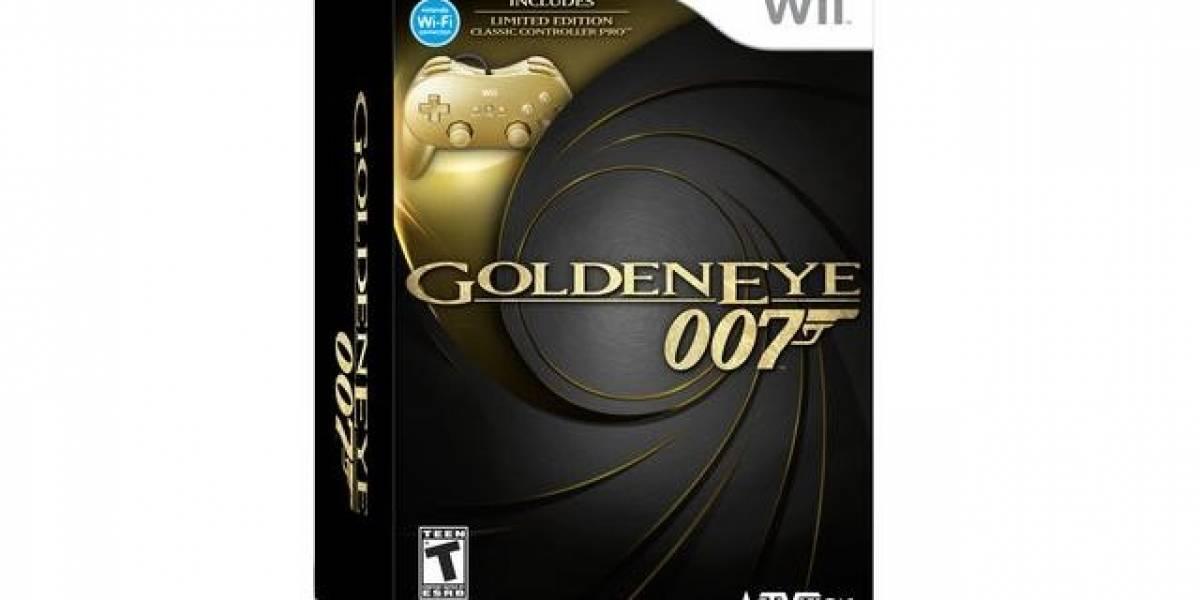 Goldeneye prueba que los juegos hardcore si funcionan en Wii, según Nintendo