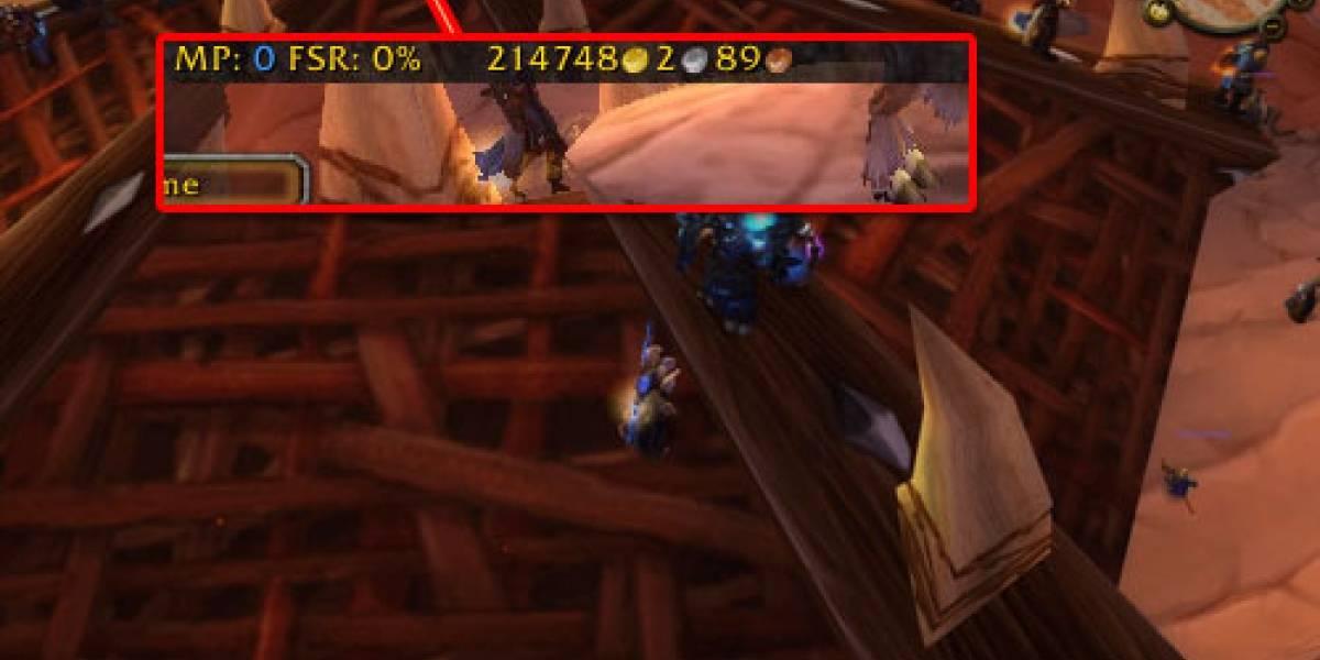 Hemos llegado al límite de World of Warcraft: 2^31