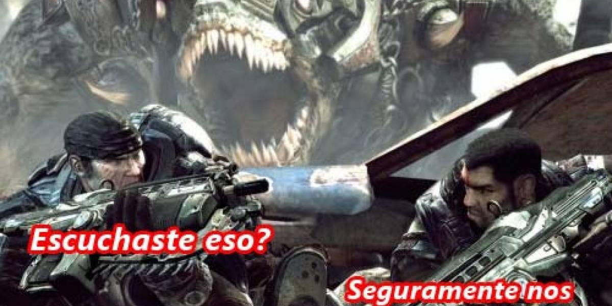 Gears of War para PC te cobrará por cooperativo