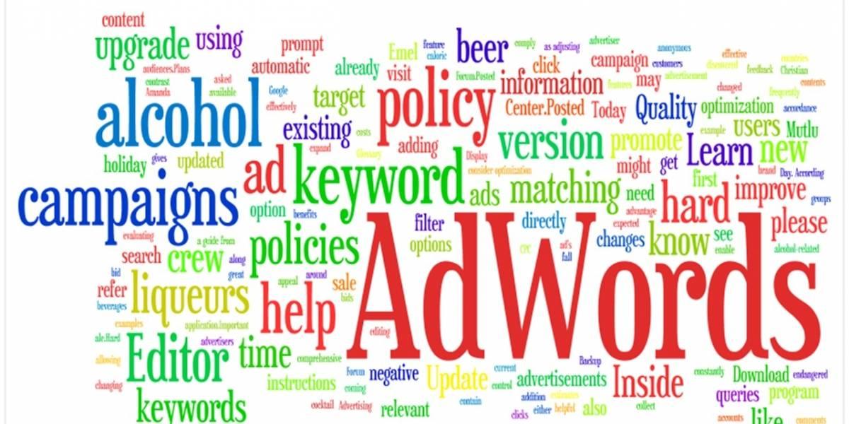 Google admite beneficios económicos ilegales a partir de AdWords