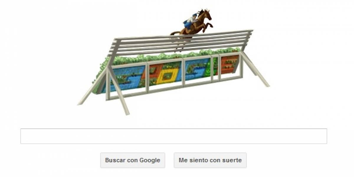 Chile: Doodle de Google nos recuerda el hito del caballo 'huaso'