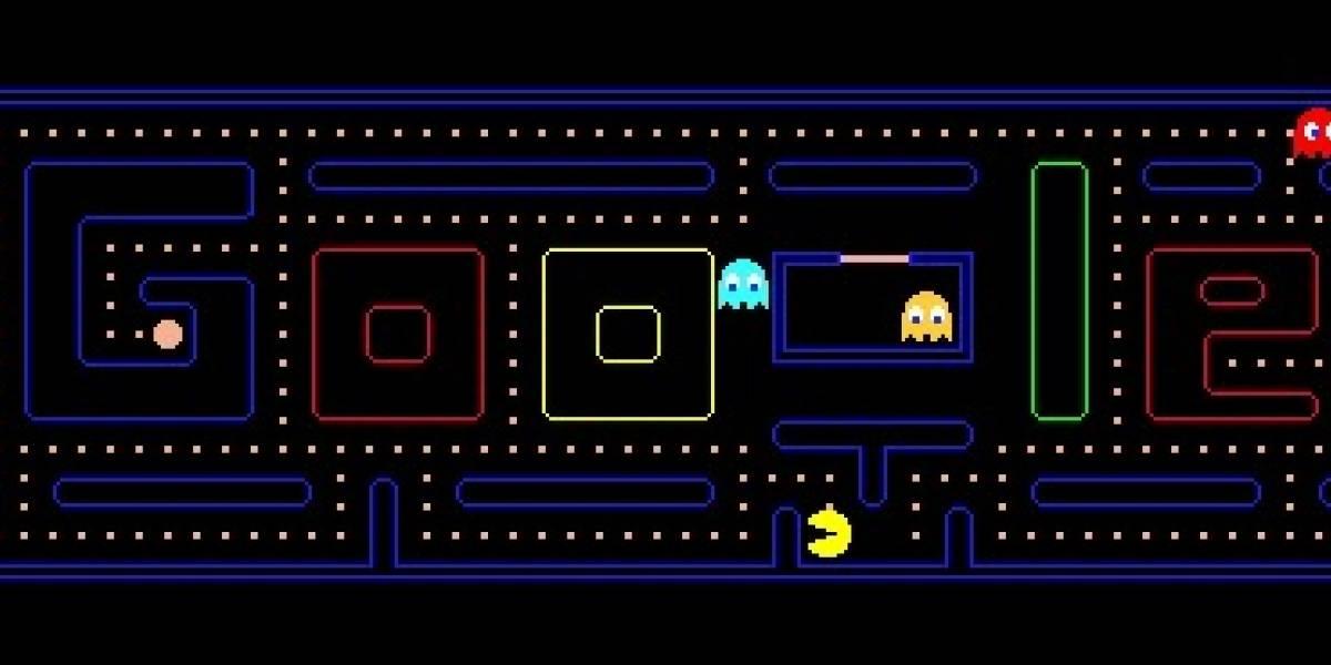 Google Pac-Man disponible de forma permanente
