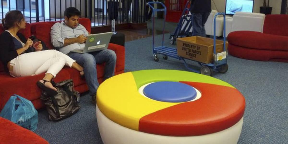 Google será el mejor lugar para trabajar en 2013, según revista Fortune