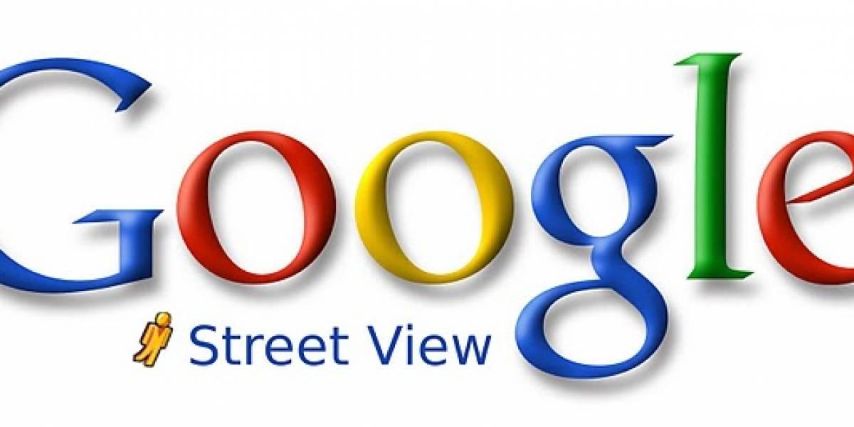 Google Street View registra direcciones MAC y redes inalámbricas privadas