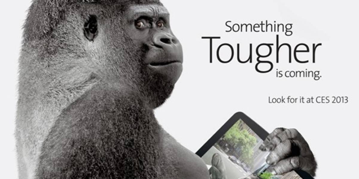 CES 2013: Corning mostrará al público Gorilla Glass 3