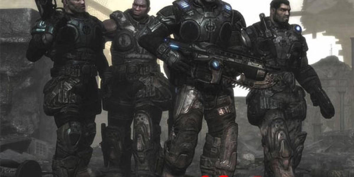 La película de Gears of War será para gente ciega