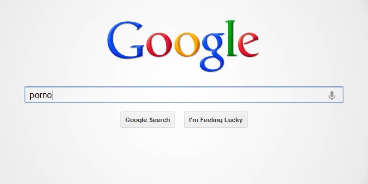 Google modifica la búsqueda de imágenes para que sea más difícil encontrar porno