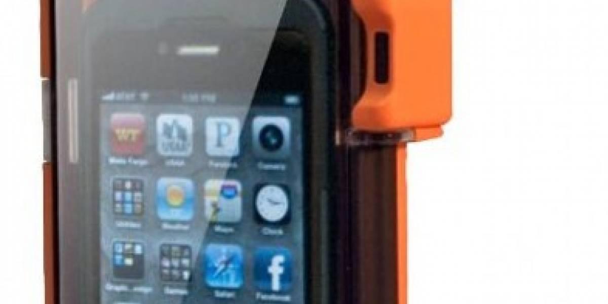 Eco Pod: un protector de móvil para todo tipo de entorno peligroso