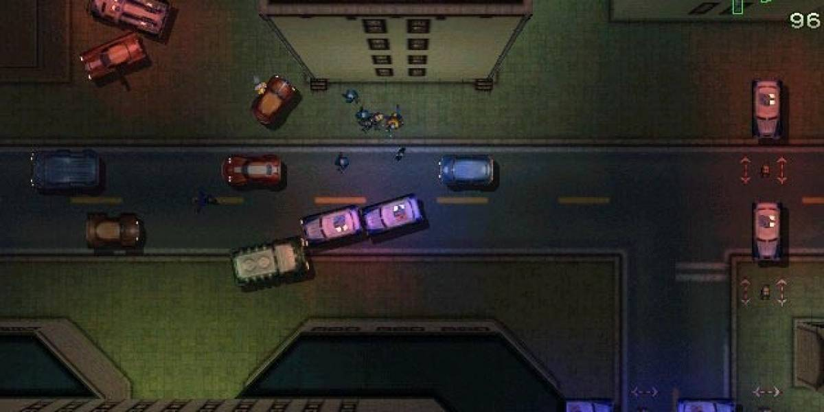 Grand Theft Auto era originalmente un juego de carreras con multijugador