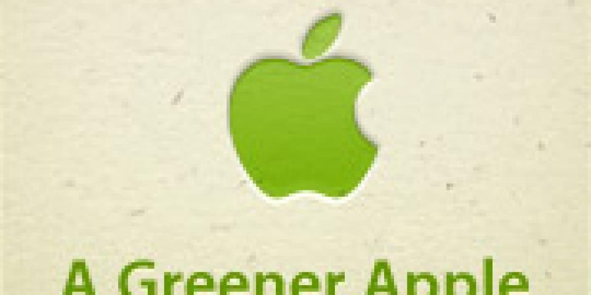 Apple se pone verde