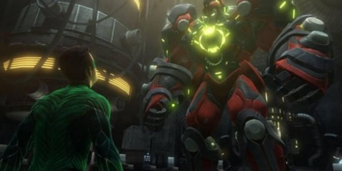 Green Lantern: Rise Of The Manhunters ya tiene fecha