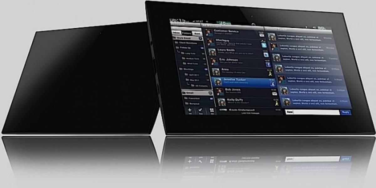TabCo resultó ser Fusion Garage. Presentan su nuevo tablet, Grid 10