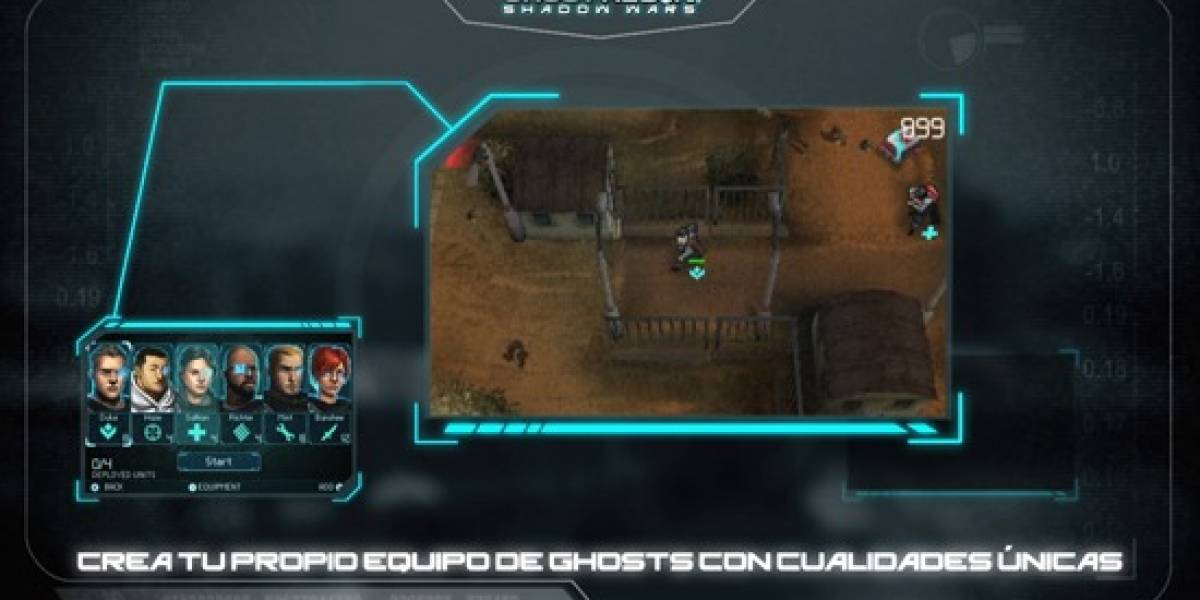 Trailer de Ghost Recon Shadow Wars para 3DS