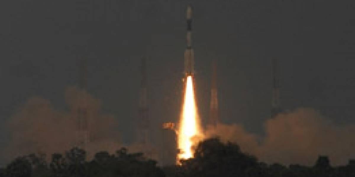 El programa espacial Indio sufre un importante traspié