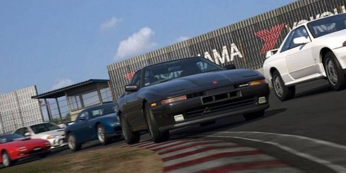 Esta Navidad DLC gratuito para Gran Turismo 5 japonés