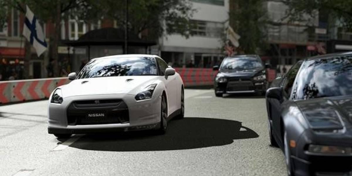 Gran Turismo 5 recibe una actualización este fin de semana